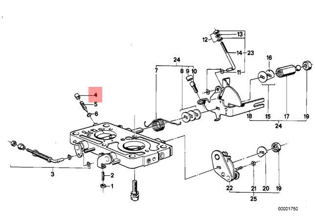 Genuine Bmw 114 E12 E21 E23 E24 E28 Sealing Blind Plug D 18mm Oem 13111265508