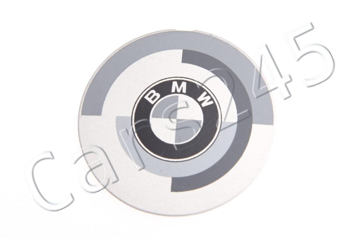 Genuine BMW E12 Steering Wheel Plaque MOTORSPORT Emblem Badge OEM 32332206203