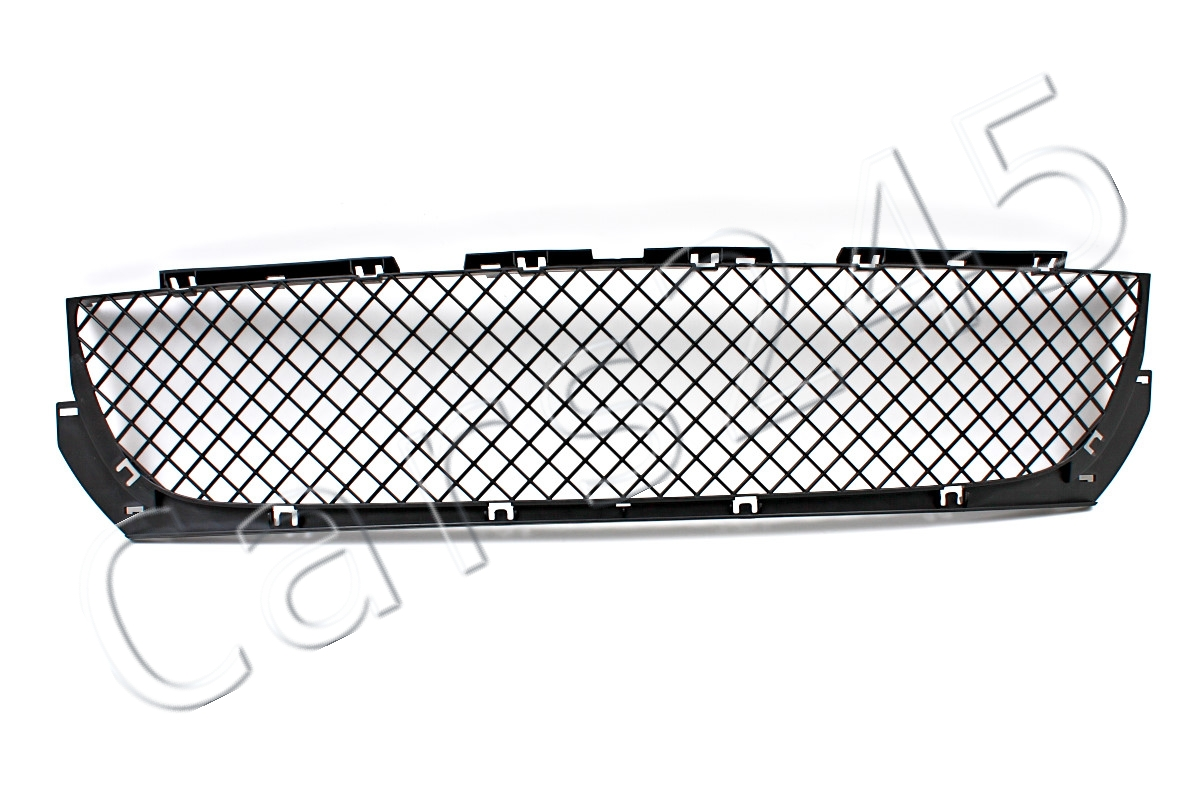 genuine front bumper lower grill fits bmw 3 e46 coupe