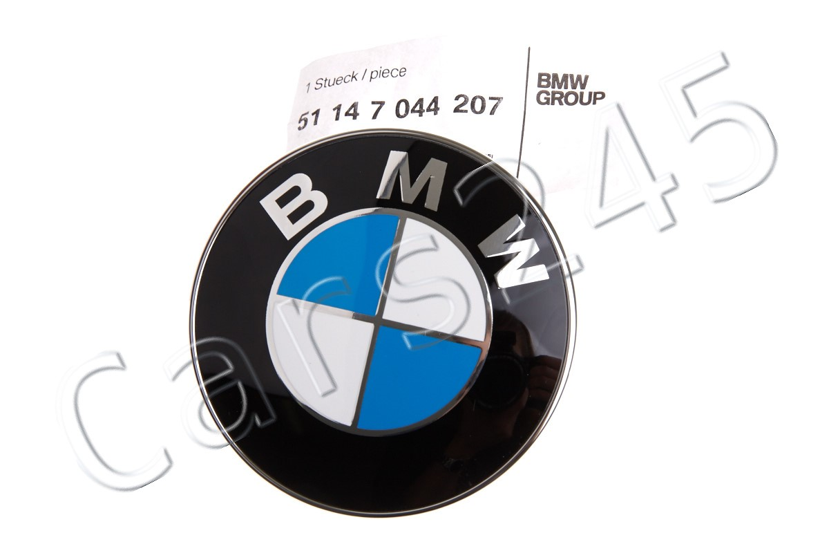 Genuine Bmw E85 E86 E89 Coupe Hood Bmw Emblem Badge Logo