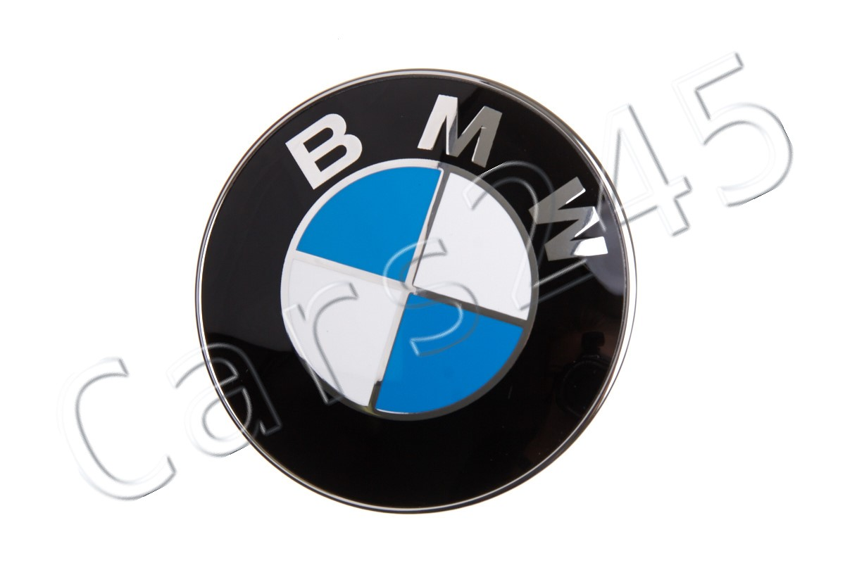 Genuine Bmw E85 E86 E89 Coupe Hood Bmw Emblem Badge Logo