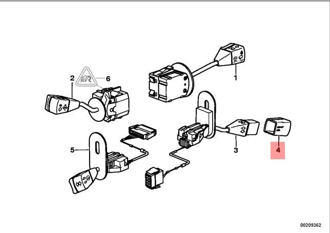 2000 bmw z3 cruisecontrol parts diagram  bmw  auto wiring