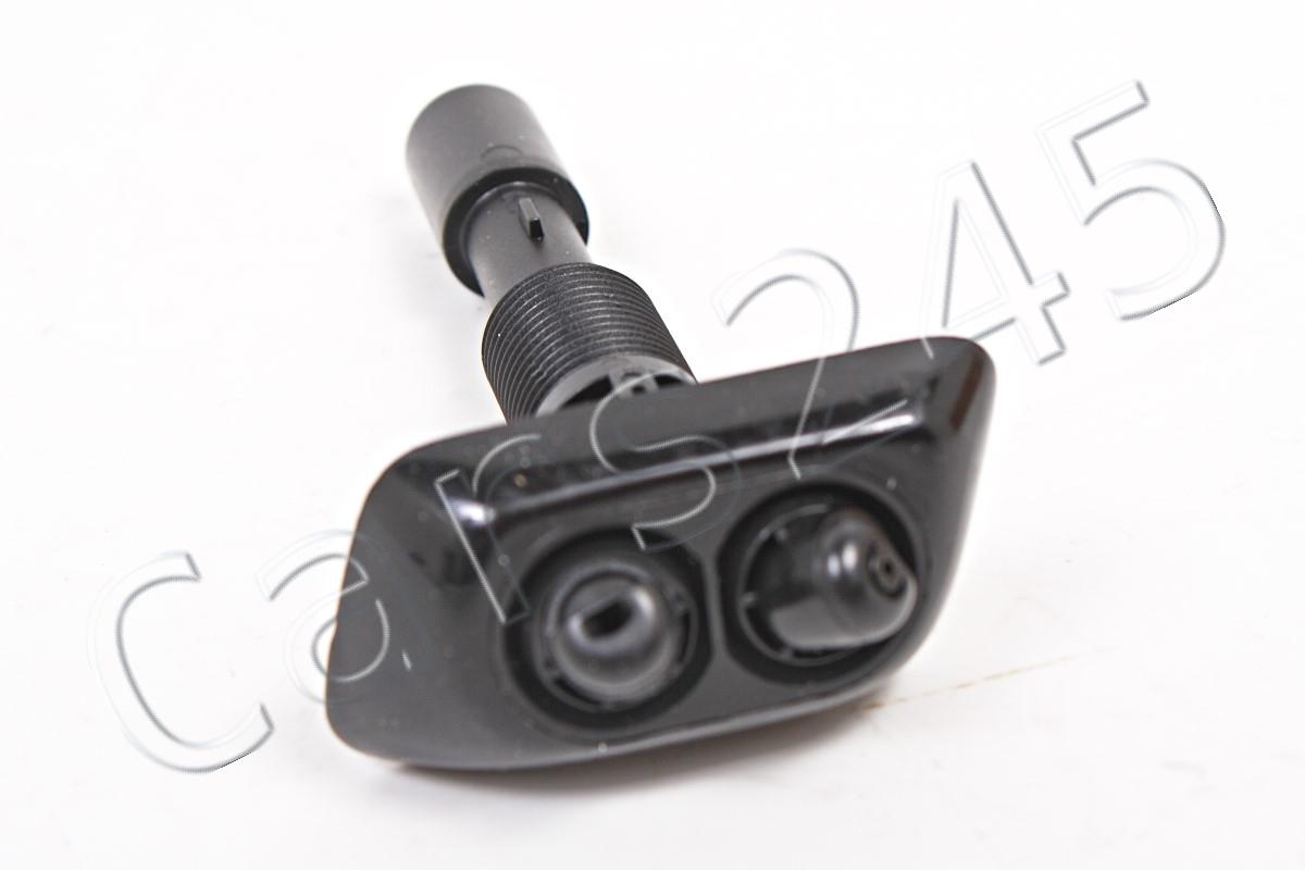 Original Genuine Chrome Headlight Washer Nozzle Right BMW 7 Series E38 1994-2001
