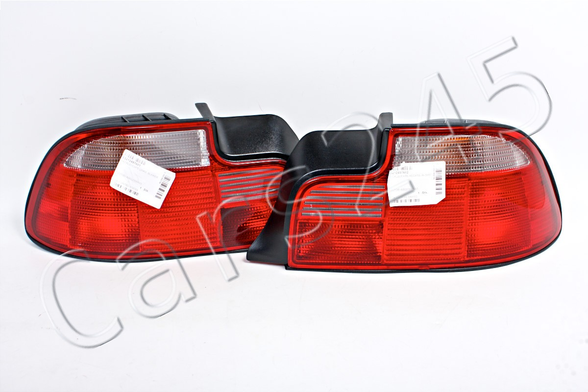 Genuine Bmw Z3 E36 Coupe 1998 2002 Tail Lights Rear Lamps
