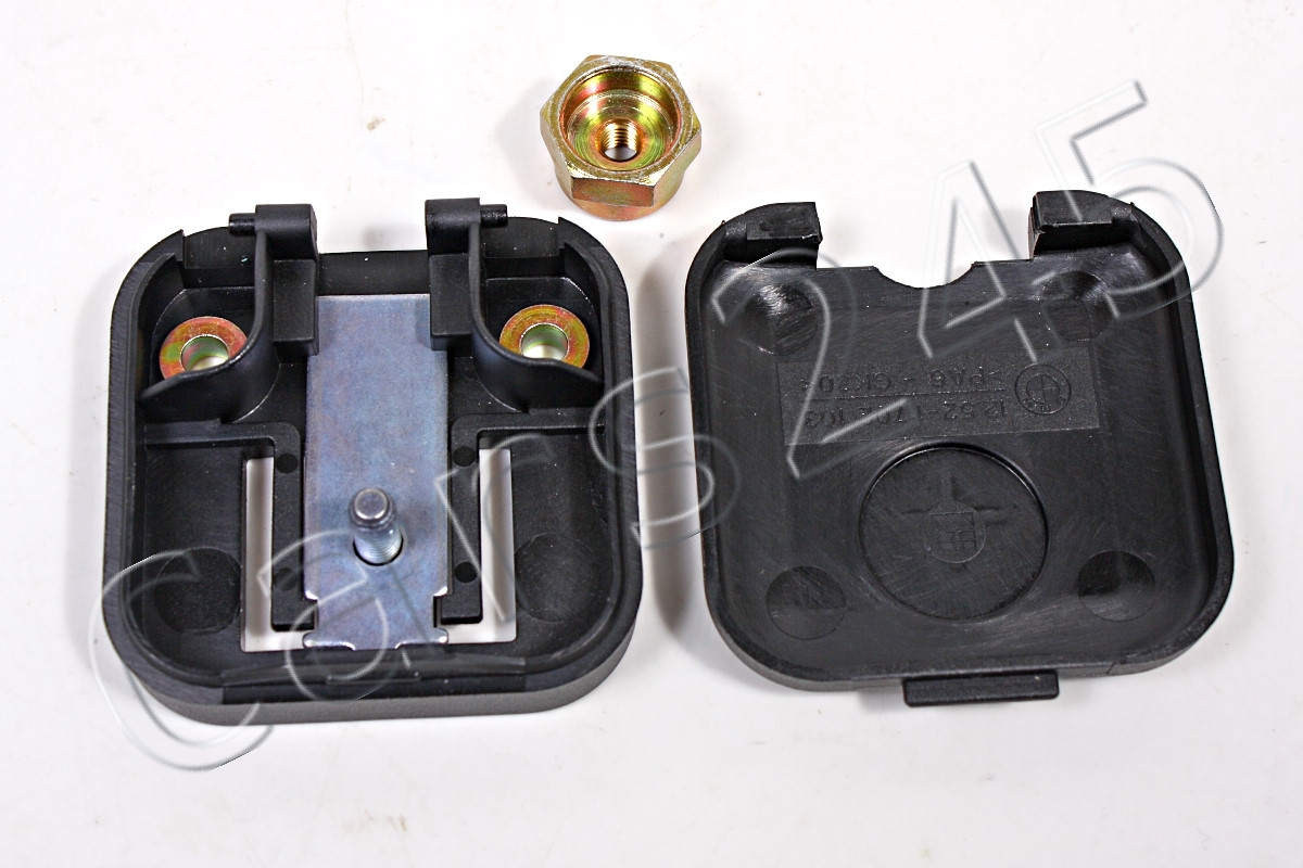 Bmw Genuine Jump Start Battery Terminal Set Base Cover Fits 5 7