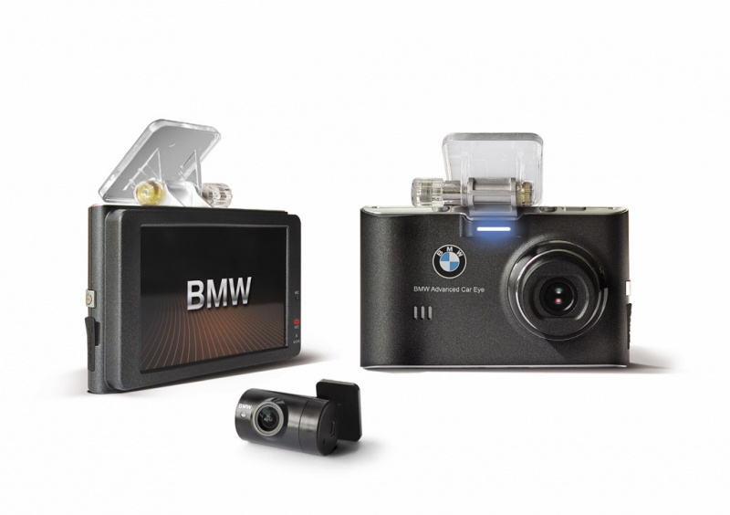 bmw genuine advanced car eye hd camera dash video recorder. Black Bedroom Furniture Sets. Home Design Ideas