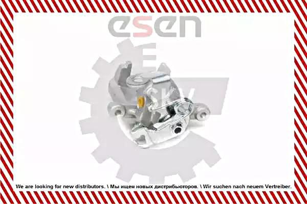 NEW REAR RIGHT BRAKE CALIPER FOR FIAT BRAVO II 1.9 D MULTIJET 937 A5.000 07