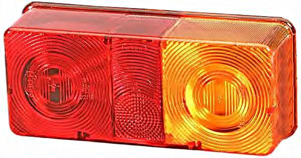 Hella Tail Light Rear Lamp Lens Left Fits John Deere
