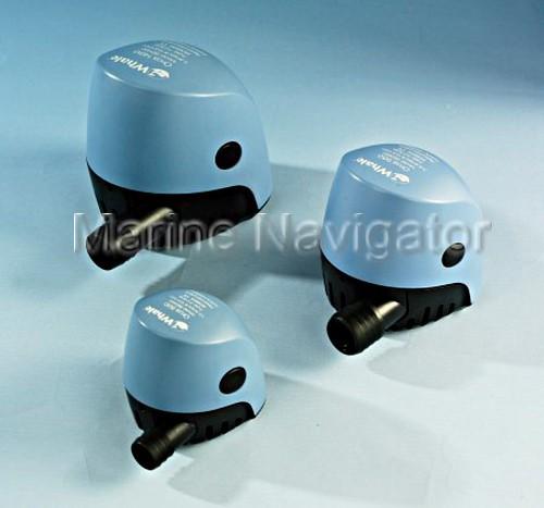 BE1482 Whale Orca Auto 1300 12V Automatic Bilge Pump
