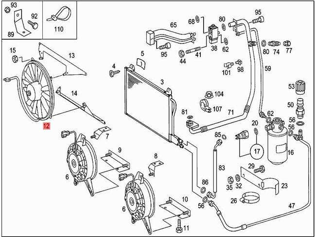 Mercedes W124 Wiring Diagram Free