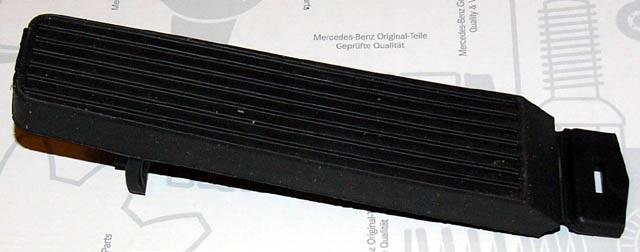 Interior Parts & Furnishings Genuine MERCEDES 190 A124 C124 C126 S124 W124 Accelerator Pedal 1263000504