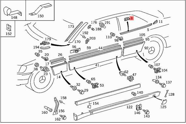 Mercedes Benz W140 Engine Diagram