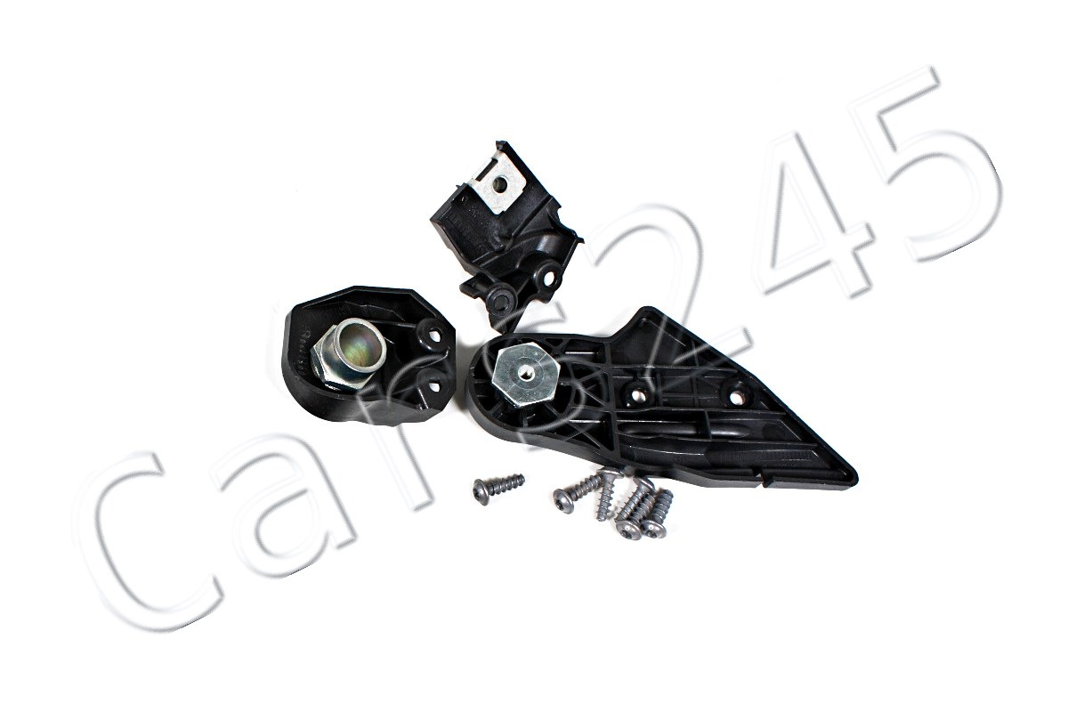 genuine headlight repair kit mounting bracket o s fits mercedes w204 07 14 ebay. Black Bedroom Furniture Sets. Home Design Ideas
