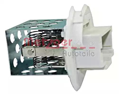 Interior Blower Resistor For OPEL VAUXHALL RENAULT NISSAN Movano Combi 4415550
