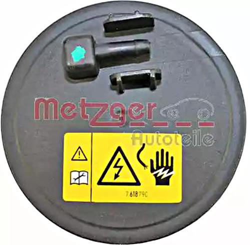 METZGER Crankcase Breather Membrane For BMW X3 X4 X5 X6 E70 E71 11127570292