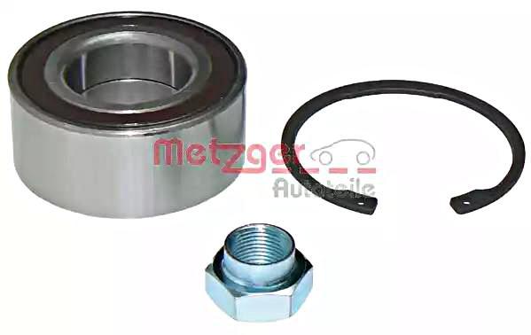 Febest DAC30620051-KIT REAR WHEEL BEARING REPAIR KIT 30X62X51