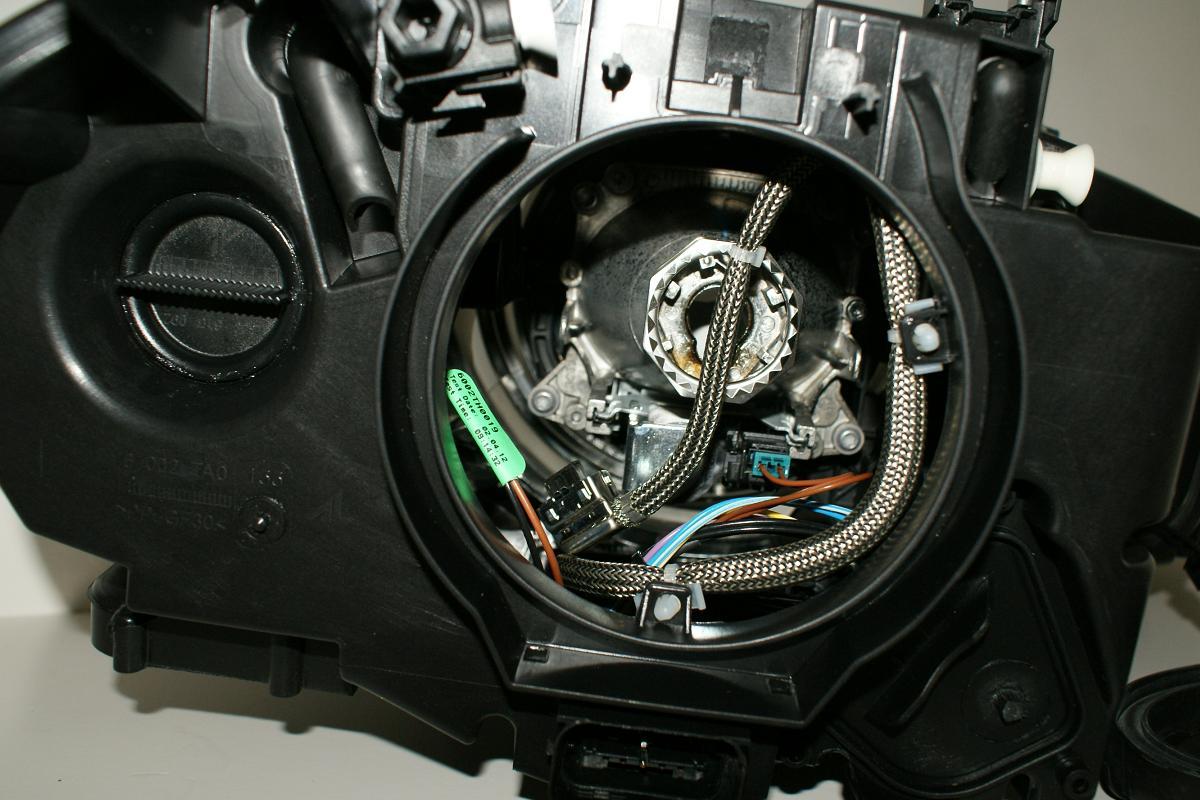Bmw X5 E70 Facelift 2010 Lci Bi Xenon Led Headlight Front