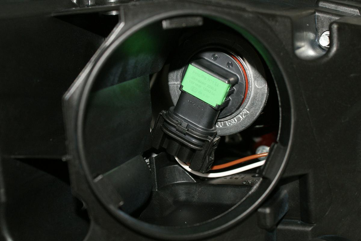 09 mercedes s class w221 bi xenon led drl ils infrared afs