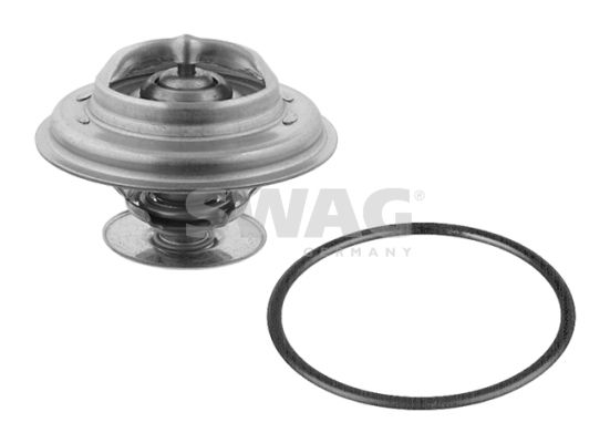 SWAG Coolant Thermostat Fits MERCEDES T1 W460 W123 W115 S123 602 6162000415