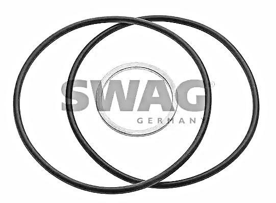 SWAG Dichtungssatz Hydraulikpumpe für MERCEDES 190 W126 W123 W107 0005868446