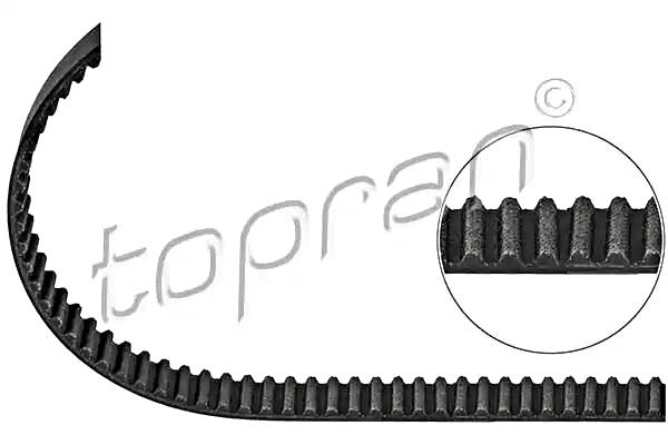 tp timing belt fits seat cordoba skoda felicia vw caddy ii