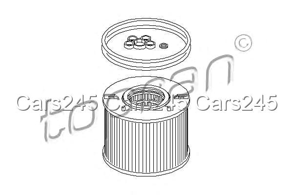 fuel filter insert fits audi q7 porsche cayenne vw touareg