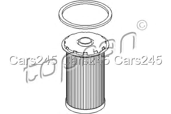 fuel filter insert fits ford mondeo iv galaxy focus ii c