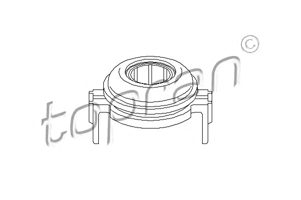 clutch release bearing fits citroen evasion synergie peugeot 806 expert 1994
