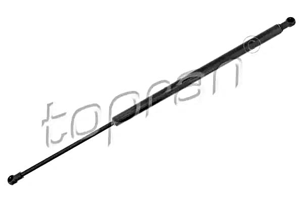 Tailgate Trunk Gas Spring Strut Black FEBI For BMW X5 E53 00-06 51248402405