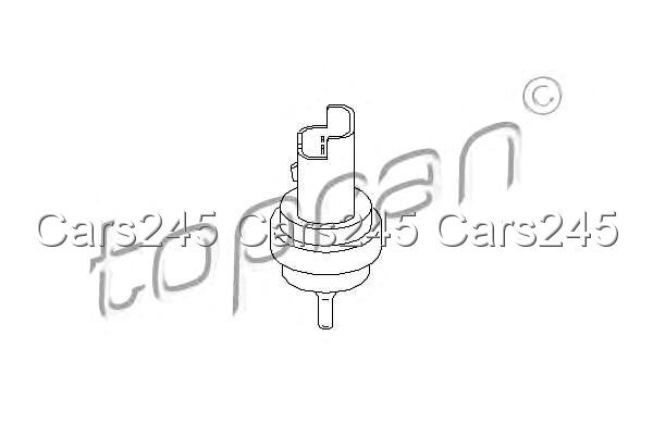 engine coolant temperature sensor fits citroen c2 c3 c4