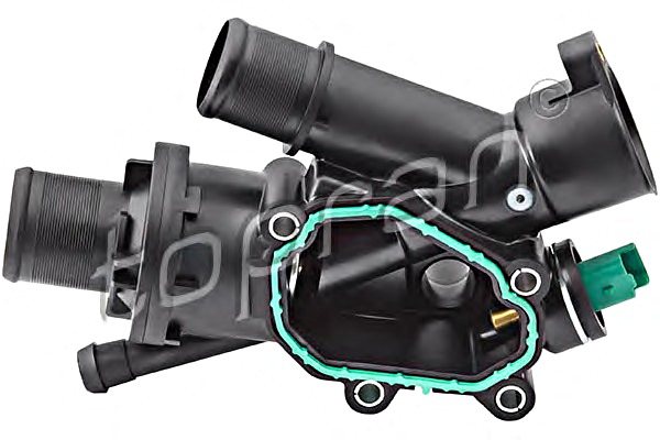 FOR FORD KUGA SMAX S-MAX C-MAX 2.0 TDCi O.E QUALITY COOLANT THERMOSTAT /& HOUSING