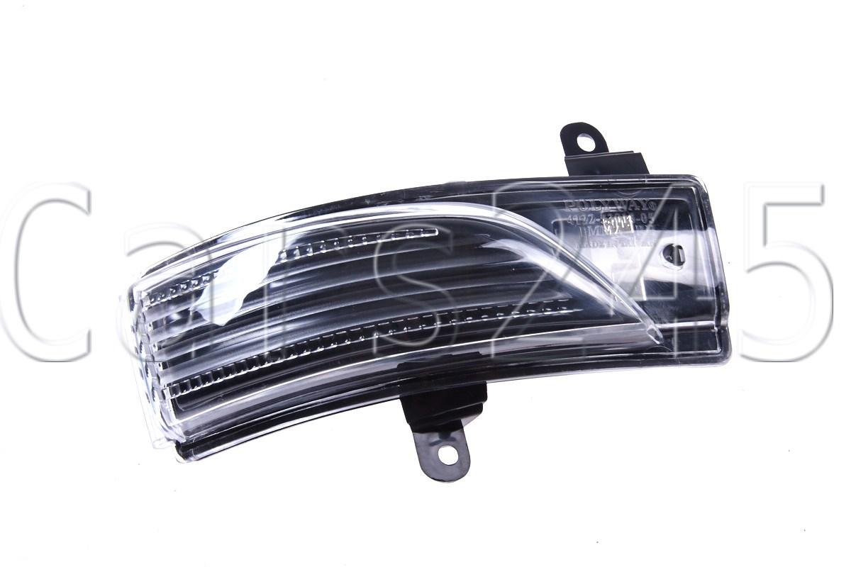 Spiegelblinker rechts für Subaru Forester Impreza XV Outback LED Blinker Spiegel