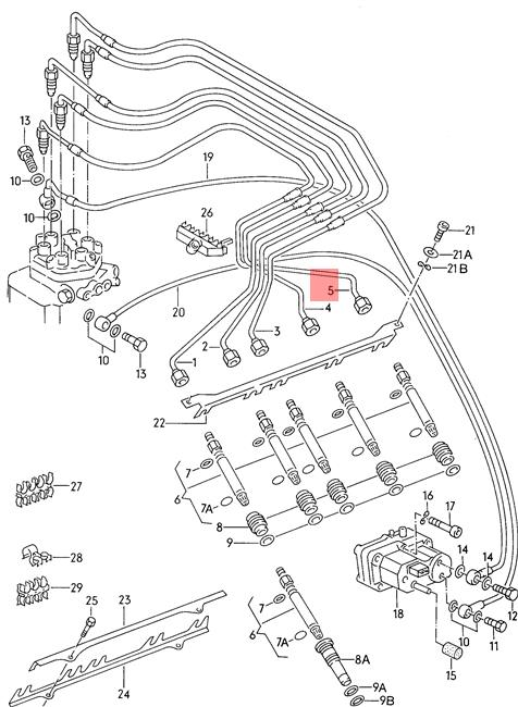 Audi 80 Central Locking Wiring Diagram