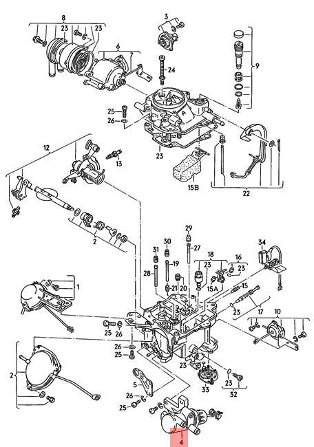 Genuine Volkswagen Clamp NOS Audi 100 5000 43 44 443 444 445 446 072130541