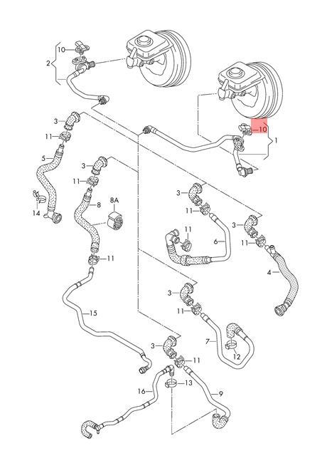 Genuine Map Pressure Sensor Vw Audi Beetle Cabrio Cc Eos 036906051g