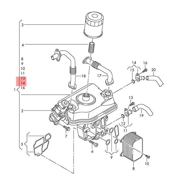 Vw Engine Kit