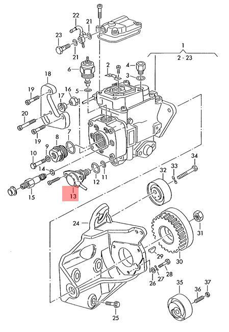Original Magnetventil VW Diesel-Industrie-Motore LT 4x4 074906283B ...