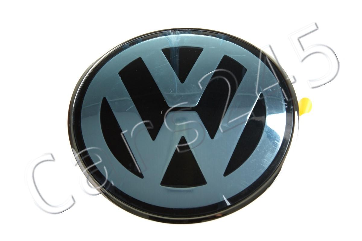 genuine vw new beetle cabrio 2002 2005 hood emblem badge logo ebay. Black Bedroom Furniture Sets. Home Design Ideas