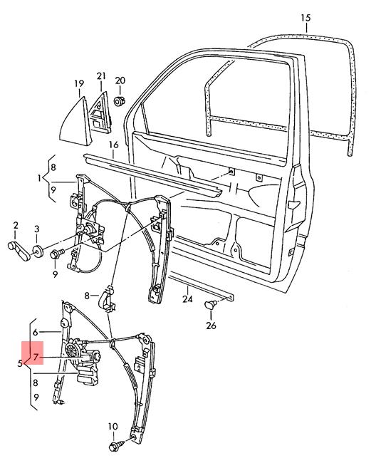 1996 Jetta Vr6 Engine Diagram
