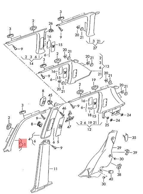Vw Jetta Diagram