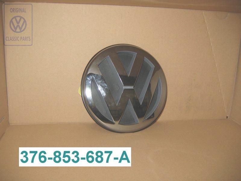 Genuine Vw Vw Emblem Nos Vw Gol Pointer Pick
