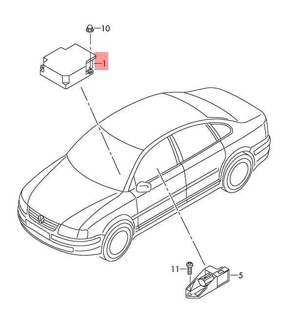 2000 Passat Turbo Problem