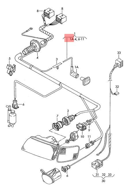Vw Santana Wiring Diagram