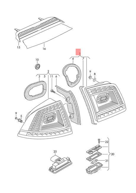Lamp Repair Diagram