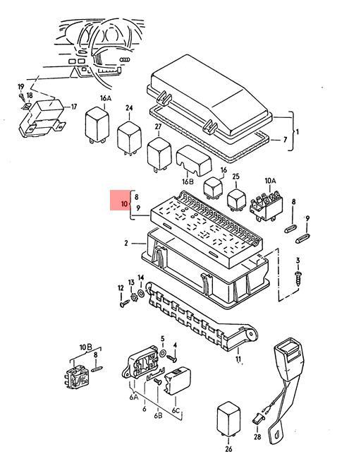 Chevy Cobalt Fuse Diagram