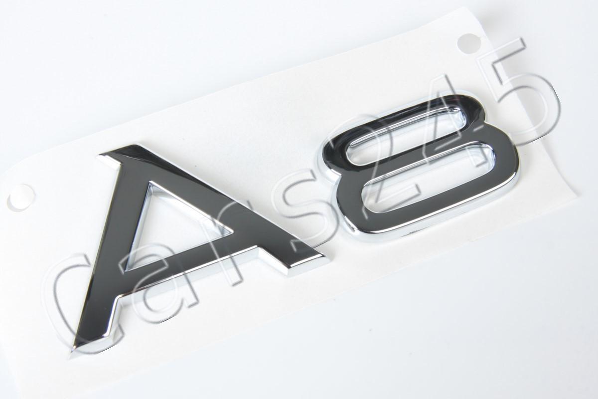 Rear Lettering Badge Decal Emblem Genuine Audi Q5 2009