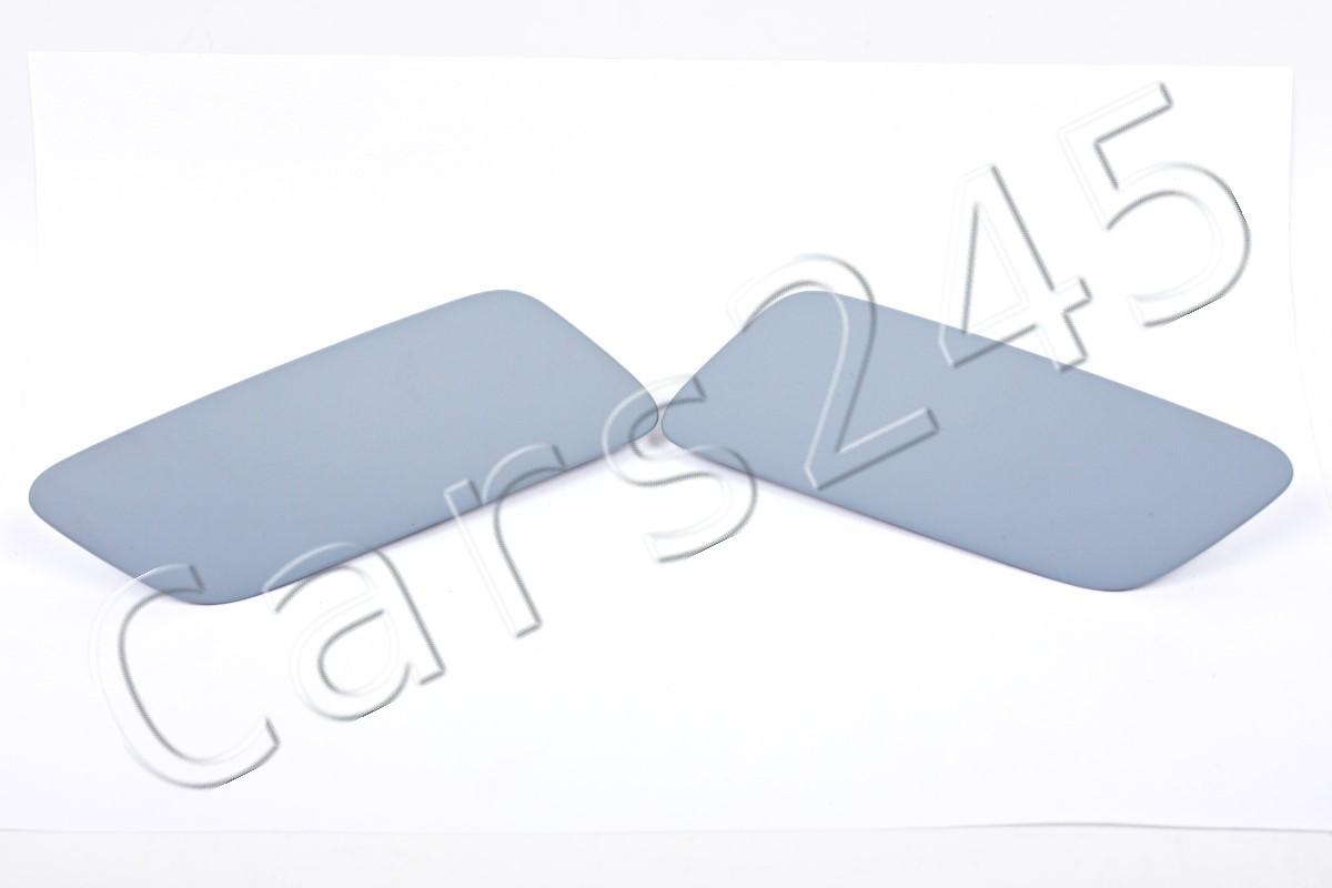 Genuine Headlight Washer Primed Cap Left Audi A6 C6 S6 Quattro 08-2011 Facelift