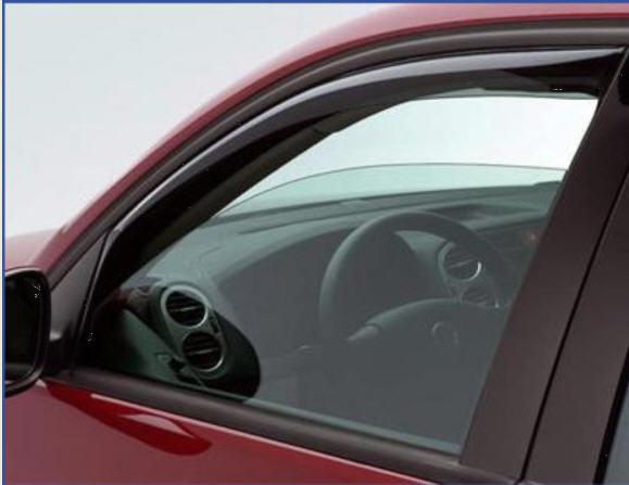 Volkswagen 5N0072194 Door wind deflector rear