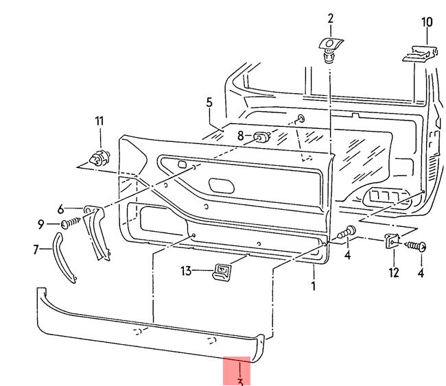 Volkswagen Polo Fuse Box Diagram