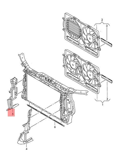 Diagram Audi A4
